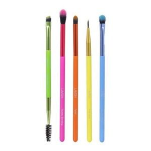 Lavish 5 PC Neon Eye Brush Collection
